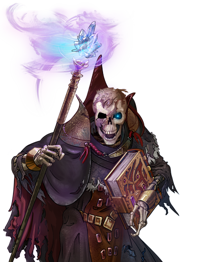 Dread Lich - Wesnoth Units Database